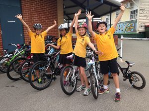 Ride to school day-1