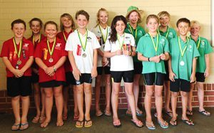 Swimming Medals-1