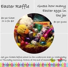 Easter Raffle info