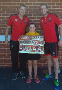 Perth Wildcats visit