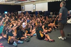 Mt Lawley SHS visit